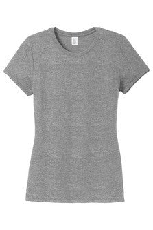 Ladies Tri-Blend Tee (DM130L) - WTA