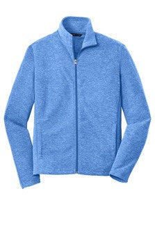 Full Zip Microfleece Jacket (F235) - Mill
