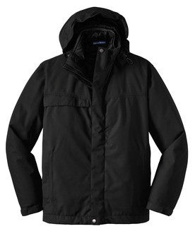 Herringbone 3 in 1 Parka (J302) - Allied Sportsmen