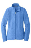 Ladies Full Zip Microfleece Jacket (L235) - Mill