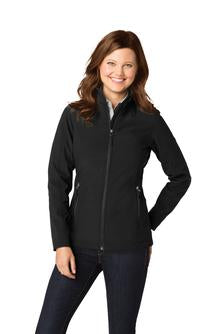 Ladies Core Soft Shell Jacket - (L317) - Heim Elementary