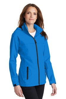 Ladies Waterproof Jacket - (L333) - UBNS