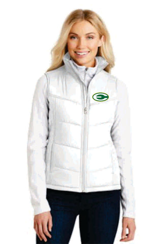 Ladies Puffy Vest - (L709) - WSE