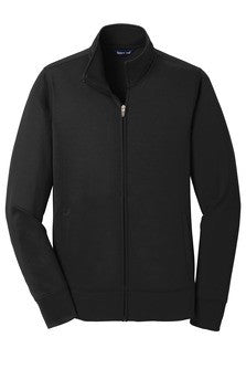 Ladies Full-Zip Performance Jacket (LST241) - Mill