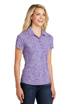 Ladies Posicharge Polo - (LST590) - UBNS