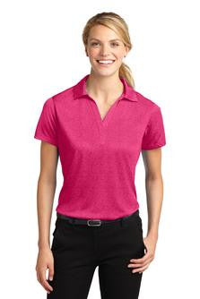 Ladies Performance Contender Polo (LST660) - Allied Sportsmen