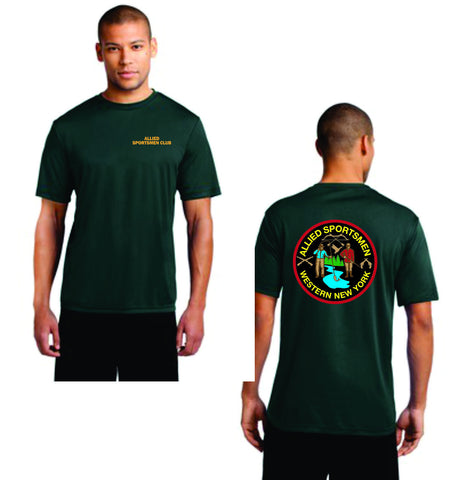 Allied Sportsmen Performance Tee Shirt (PC380) - Allied Sportsmen