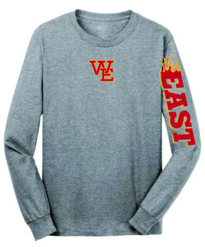 L/S Tee Shirt (PC54LS) - Williamsville East