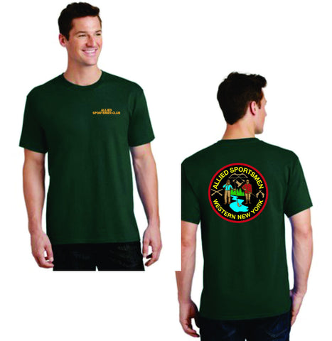 Allied Sportsman S/S Tee Shirt (PC54) - Allied Sportsmen