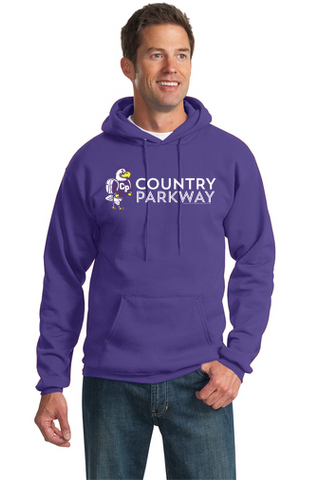 Hooded Sweatshirt (PC90H) - Country Parkway