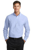 Long Sleeve Oxford - (S658) - BBH