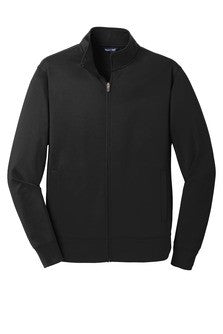 Full-Zip Performance Jacket (ST241) - Mill