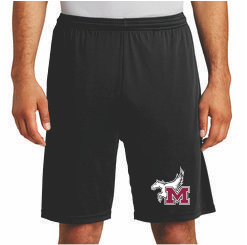 Performance Shorts (with Pockets)- (ST355P) - Maryvale