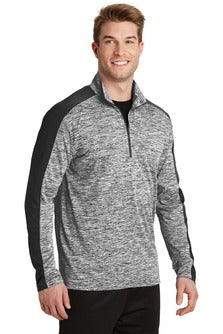 Posicharge 1/4 Zip Pullover (ST397) - Heim Middle