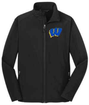 Core Soft Shell Jacket - (J317) - WSW