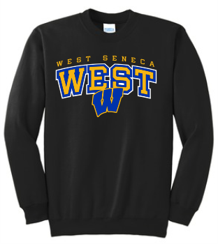 Crewneck Sweatshirt (PC90) - WSW
