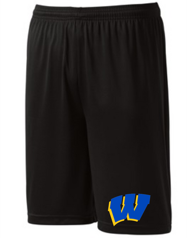 Performance Shorts (NO Pockets)- (ST355) - WSW