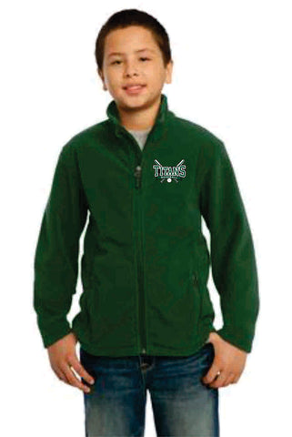Youth Fleece (Y217) - Titans