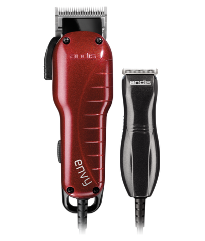 Andis® Envy Combo™ Adjustable Blade Clipper | Corded Trimmer