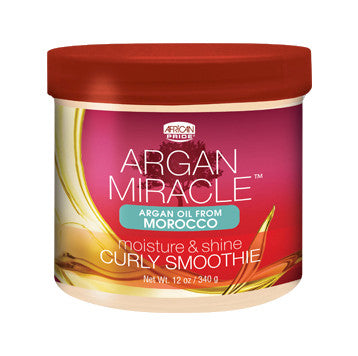 Agran Miracle™ Moisture & Shine Curly Smoothie