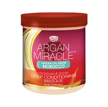 Agran Miracle™ Moisture & Shine Deep Conditioning Masque