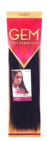 Outre® GEM 100% Human Hair Extensions