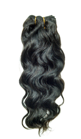 Natural Unprocessed Indian Hair Curly (One Donor)