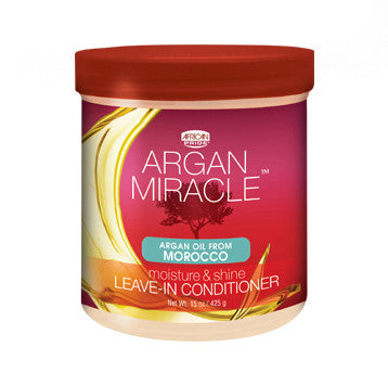 Agran Miracle™ Moisture & Shine Leave-In Conditioner