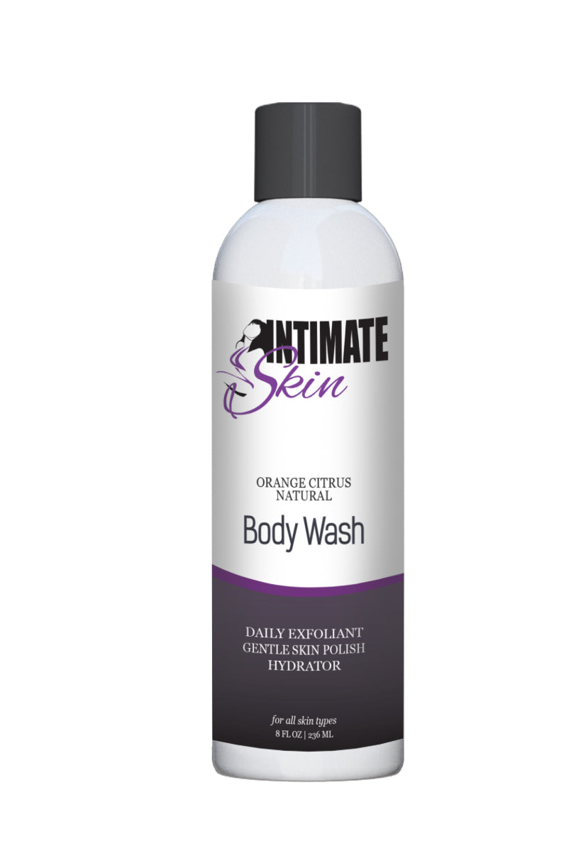 Orange Citrus Natural Body Wash