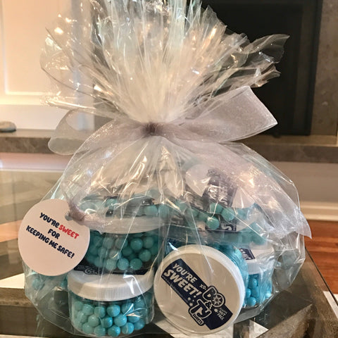 nut-free candy gift set