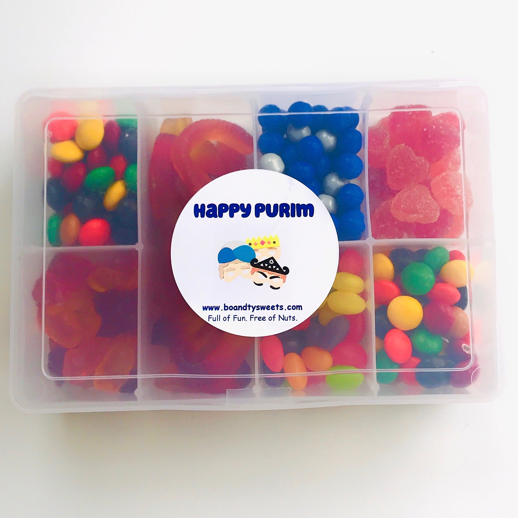 Allergy friendly candy for Purim