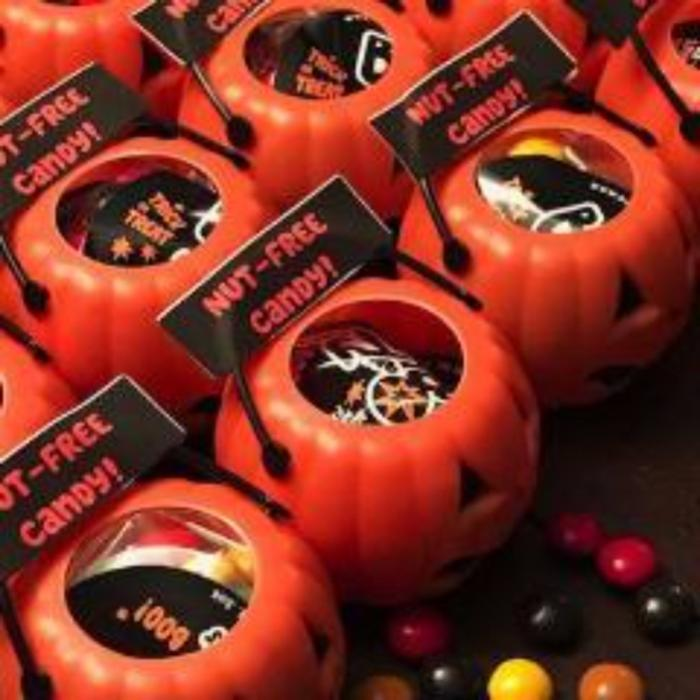 Mini Candy-Filled Pumpkin (LIMITED SUPPLY)