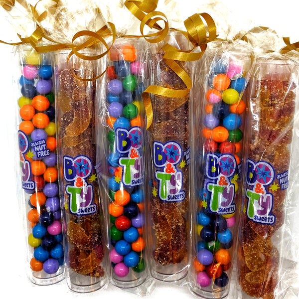 Quarantine Candy Tubes