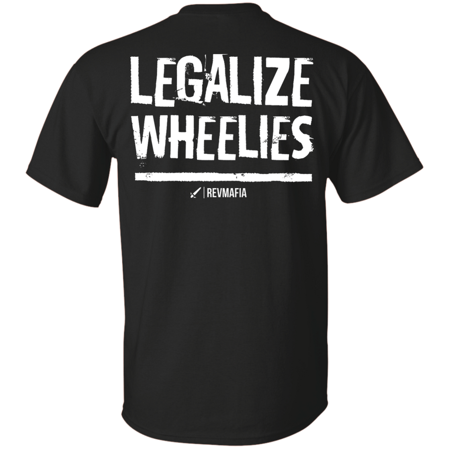 Legalize Wheelies (Rear) - RevMafia
