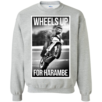 WheelsUp for Harambe