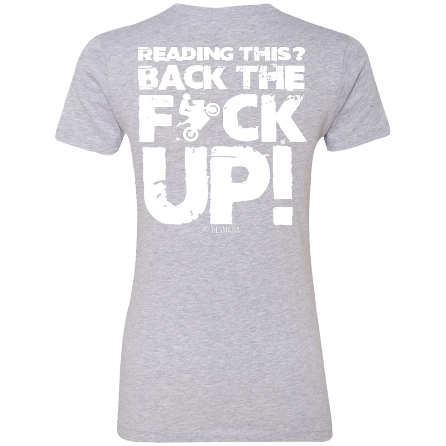 Back It Up - Ladies
