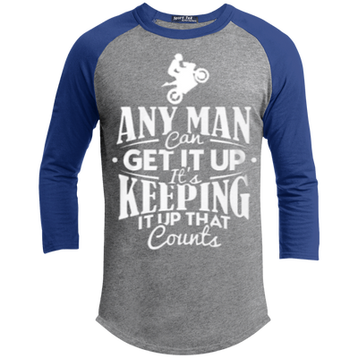 Any Man Can Get It Up - RevMafia