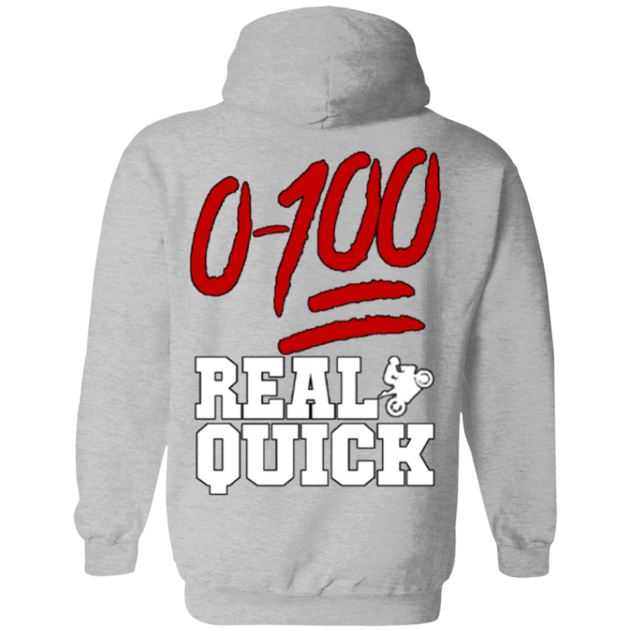 0-100 Real Quick Hoodie