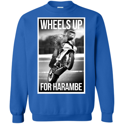 WheelsUp for Harambe - RevMafia