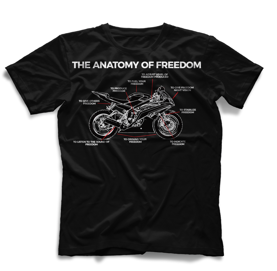 The Anatomy of Freedom