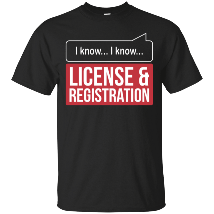 License & Registration