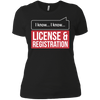 License & Registration - Ladies - RevMafia