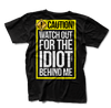 Caution Tee - RevMafia
