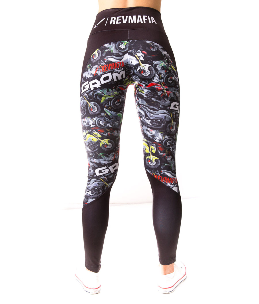 Grom Booty Leggings