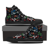 Allover SportBike Mens High Tops - RevMafia