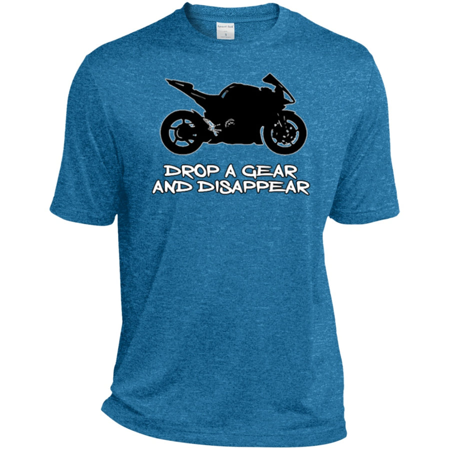 Drop a Gear and Disappear Dri-Fit Tee