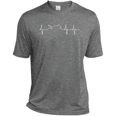 Motorcycle Heartbeat Dri-Fit Tee - RevMafia
