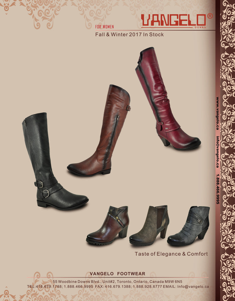 Catalog - Fall & Winter 2017 Women Collections