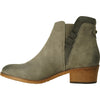 VANGELO Women Boot HF0402 Ankle Dress Boot Grey