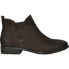 VANGELO Women Boot HF8405 Ankle Casual Boot Brown